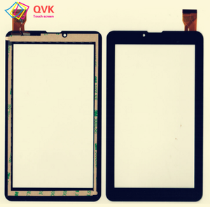 Black 7 inch for Dexp Ursus S470 S370 S570 S169 s 470 370 570 MIX 3G Capacitive Touch Screen Panel free shipping(China)
