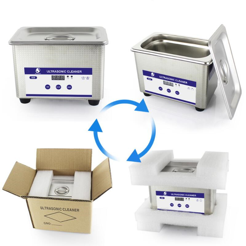 New arrival Digital ultrasonic cleaner 110/220V ultrasonic bath Multi-functional Cleaner professional mini ultrasonic cleaner 220v