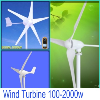 wind turbine with charge controller2_Fotor