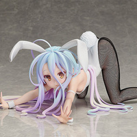 Freeing Anime Life No Game No Life Bunny Girl Sexy Ver PVC action figure model Toy 1/4 Size