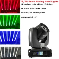 Beam 230W 7R / 200W 5R Moving Head Lights Beam 230W Beam 7R Disco Lights For DJ Club Nightclub Party Stage Light Wedding Lights