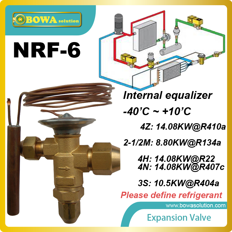 NRF-6 thermal expansion valve(TEV or TXV) is preferred over other refrigeration metering devices and replace DANFOSS TG valves nrf 6 thermal expansion valve tev or txv is preferred over other refrigeration metering devices and replace danfoss tg valves