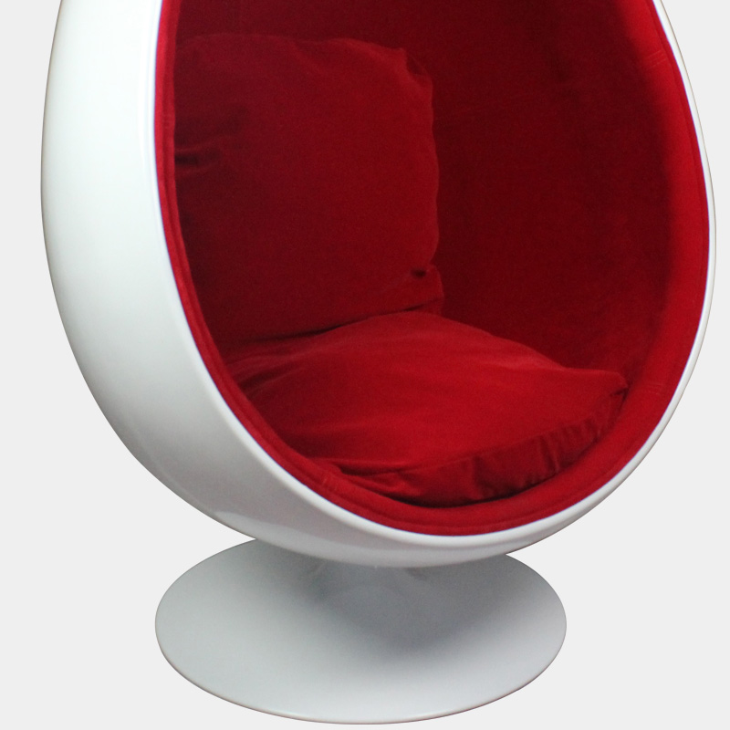 Incroyable Egg Chair Eggshell Egg Shaped Chair Lounge Chair Chair Fiberglass Chair  Bedroom Single Hemisphere Chair Specials In Children Chairs From Furniture  On ...