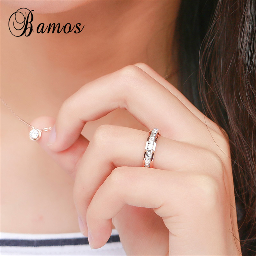 Ring Promise Wedding Engagement Rings For Women Best Gifts 5