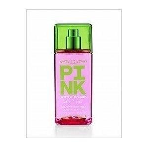 Victoria Secret Pink With A Splash Soft & Pure All-Over Body Mist - 250ml/8.4oz 43% 250ml