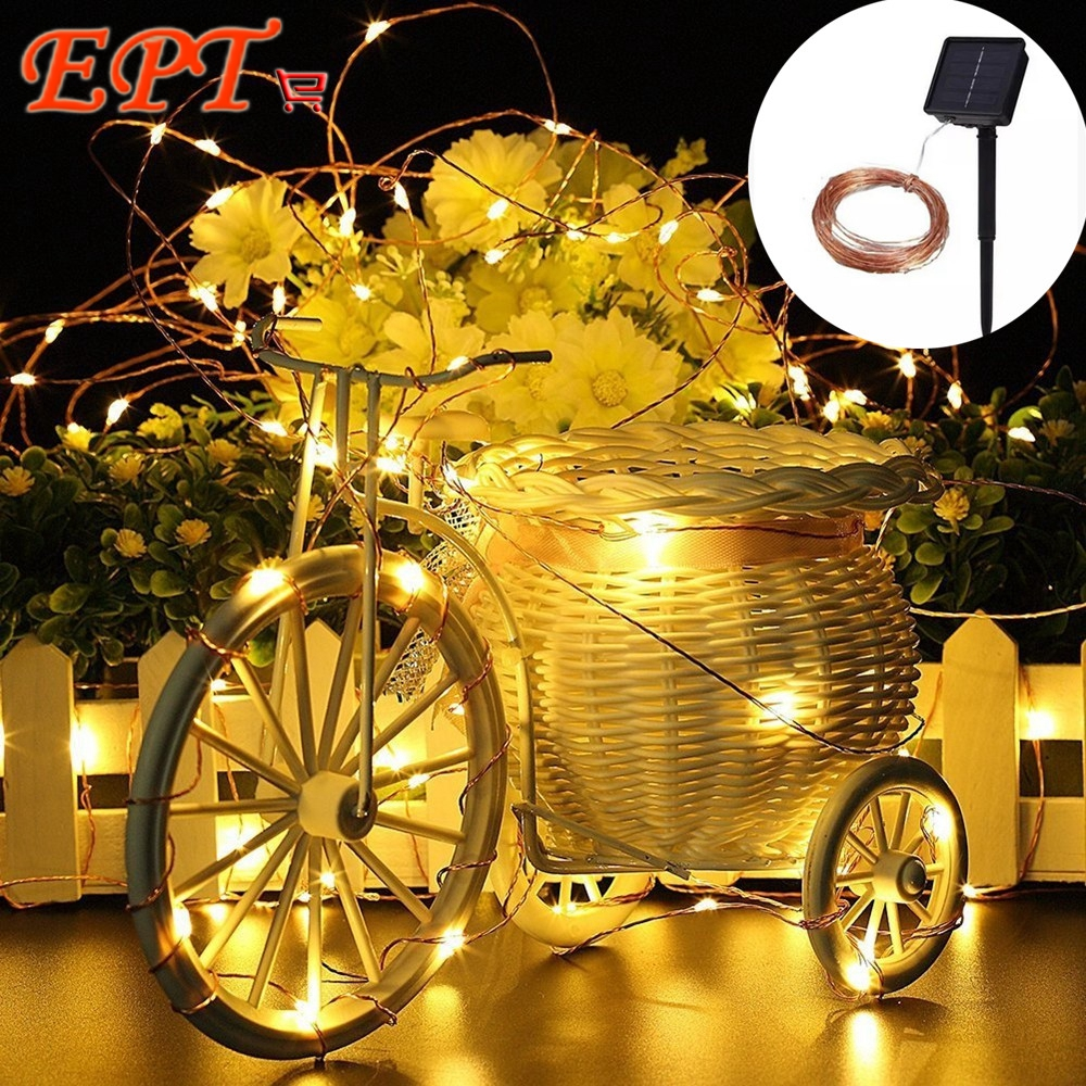 Online buy wholesale solar christmas light from china