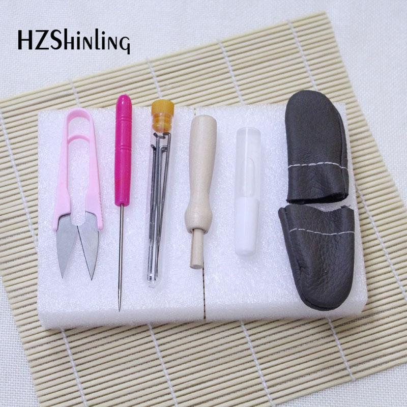 15 Pcs/set DIY Felting Tools Felt Kit With Needle Craft Kit Scissor Awl Wool Felting Accessories Tools Felting Craft Handmade