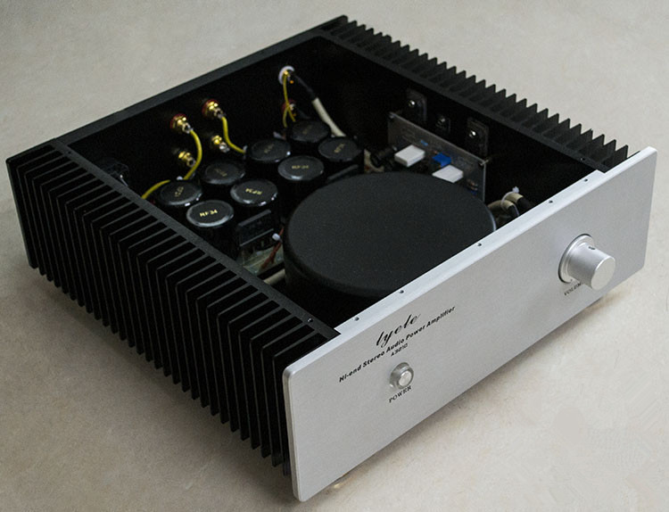 A30 hifi amplifier pure class A 30W home amplifier fever desktop amplifier finished machine