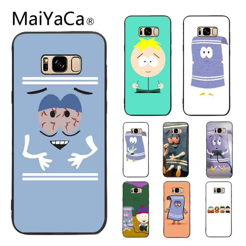 MaiYaCa Case for Galaxy S9 towelie episode Luxury Phone Case For Samsung Galaxy S5 S6 S7 S8 S9 S8 plus S9 plus