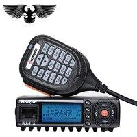 New car Walkie Talkie Radio baojie Comunicador bj 218 Long Range Mini Mobile Radio Ricetrasmettitore VHF/UHF Ham Radio CB