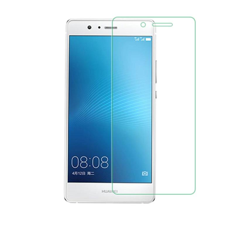Huawei P9 Lite Tempered Glass üçün 2.5D 9H 0.3mm mükafatlı - Cib telefonu aksesuarları və hissələri - Fotoqrafiya 6