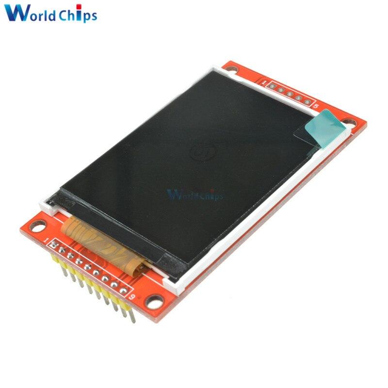 Diymore smart electronics 2.2 Polegada 240*320 pontos spi tft lcd módulo de porta serial display ili9341 5 v/3.3 v 2.2 ''240x320 para arduino