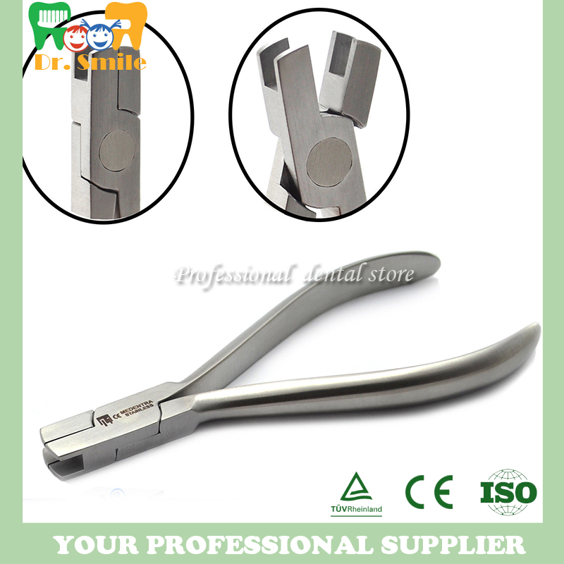 Dental Oral Orthodontic Tools Double - headed Torque Forming Pliers Orthodontic PliersDental Oral Orthodontic Tools Double - headed Torque Forming Pliers Orthodontic Pliers
