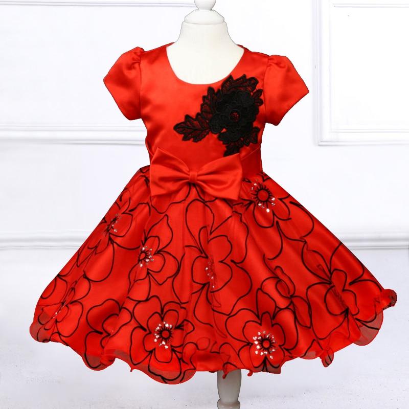 Girls party dress pattern — photo 1
