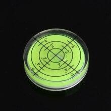 Spirit-Level Bubble-Degree Camera Circular Bulls-Eye for 32x7mm/T25/Drop-ship 1pc Marked