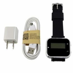 Image 5 - Retekess מסעדה קורא מערכת אלחוטי מלצר שיחת הביפר שעון מקלט + 10 pcs שיחת משדר כפתור F3300