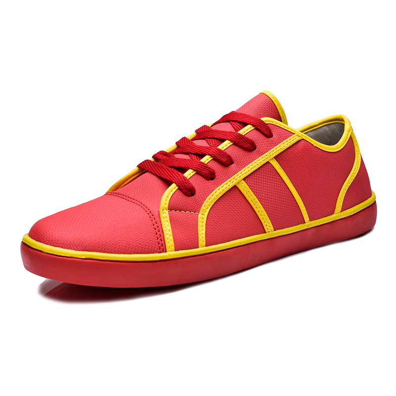 ФОТО Bright Feather Men Old Fashion 2017 Spring Summer Breather Comfortable British Casual  Leather Outdoor Boards Men Shoes  918