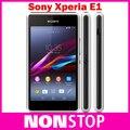 "Original Sony Xperia E1 D2005 Dual-Core 4.0 ""Pantalla Táctil 3.15MP cámara Phonoe Móvil"