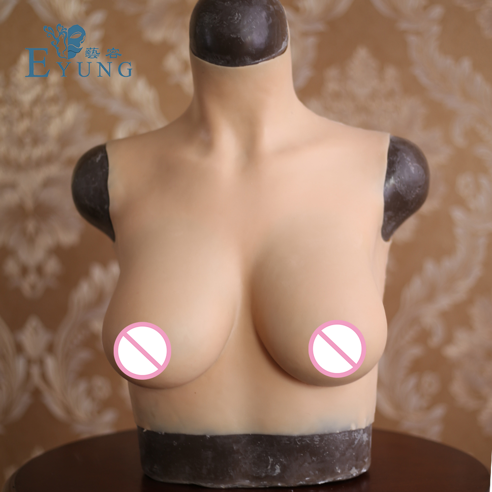 C cup breast form filled with Liquid silicone for crossdresser Mastectomy women realistic boobs for Transgender fake breastsC cup breast form filled with Liquid silicone for crossdresser Mastectomy women realistic boobs for Transgender fake breasts