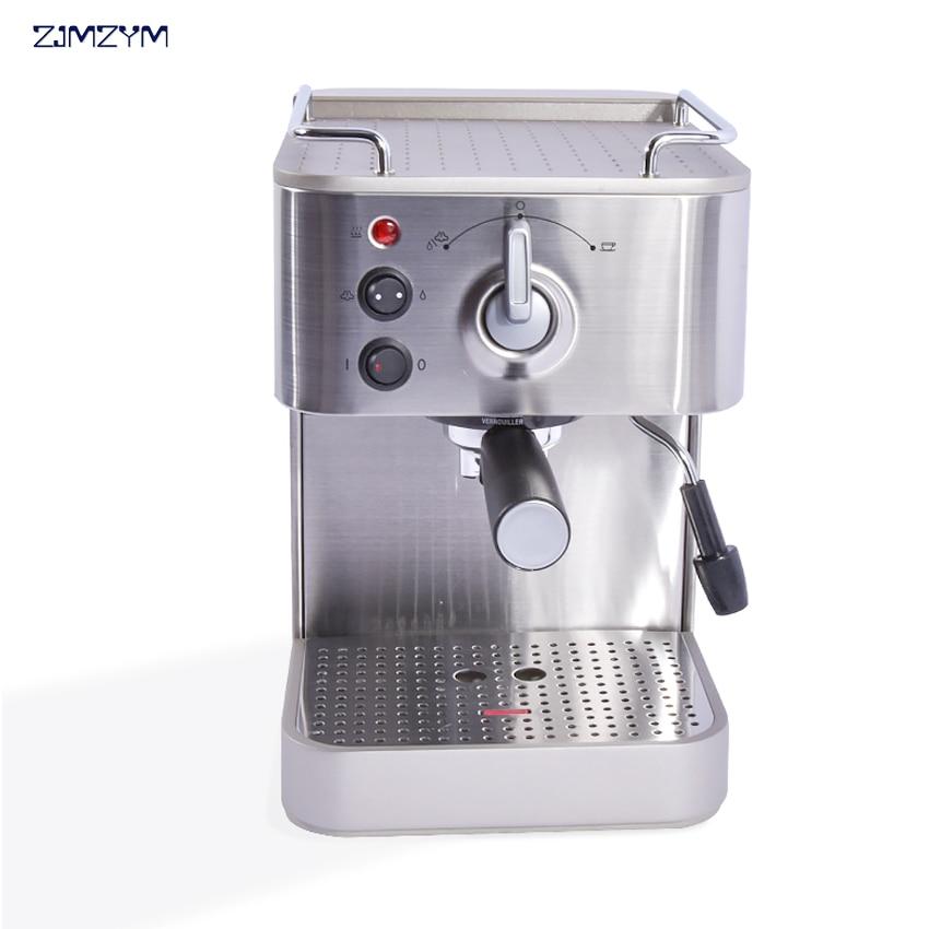 1pc 19 Bar Espresso Machine, most popular semi-automatic Espresso coffee Machine,pressure espresso coffee machine italy espresso coffee machine semi automatic maker cup warming plate kitchen