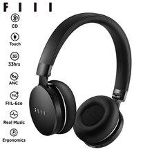 FIIL CANVIIS наушники Bluetooth 4,1 HiFi активный шум шумоподавления гарнитура Высокое качество Новые наушники для меломана