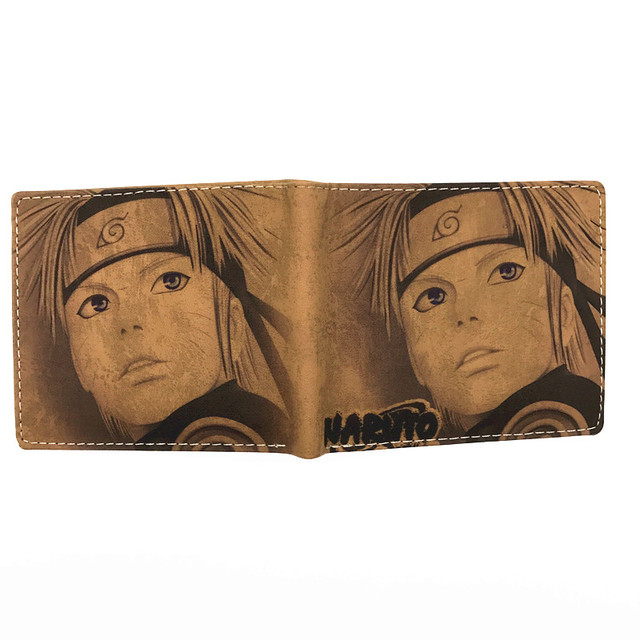 Wallet Naruto Card Holder