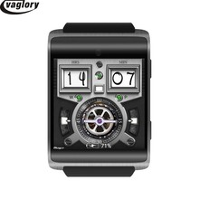 DM2018 telefone smartwatch Relógio Inteligente 4G 1.54 polegada GPS Esportes Android 6.0 Bluetooth 4.0 Heart Rate Monitor Pedômetro PK KW88 DM98