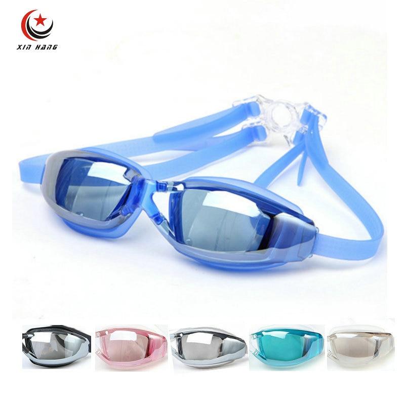 Férfi női professzionális myopia úszószemüveg felnőtt - Sportruházat és sportolási kiegészítők