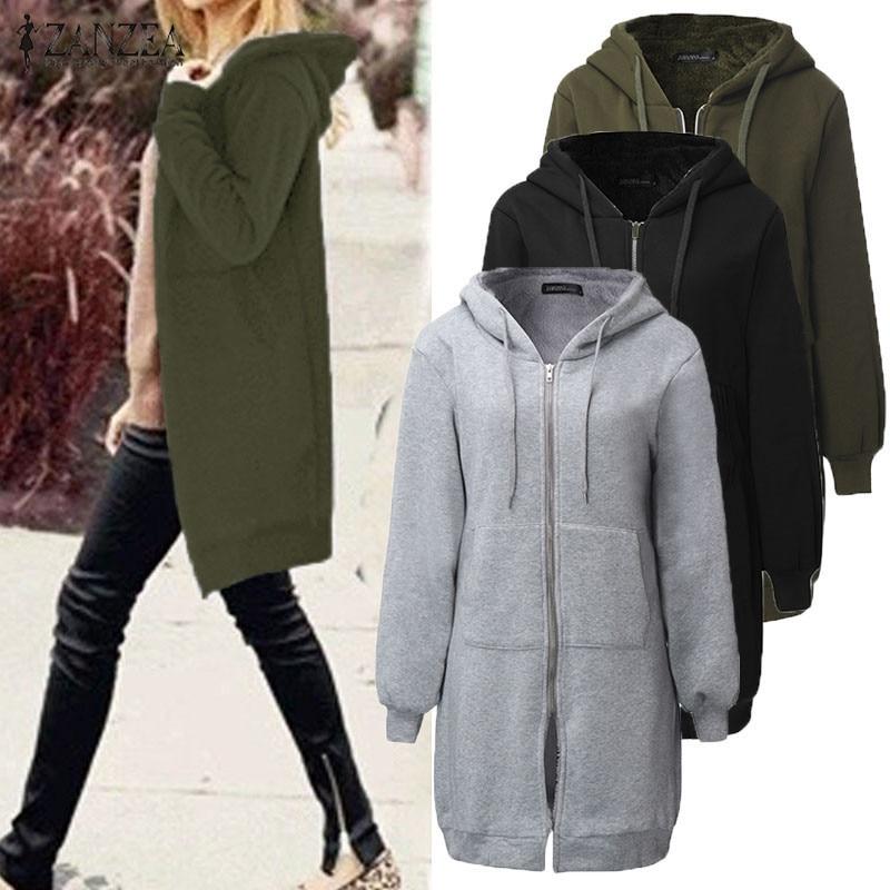 Online Buy Wholesale long fleece coat from China long fleece coat ...