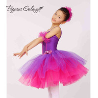 Bailarina Kids & Adult Dancewear Ballet Dress Dance Wear Children Stage Costume Professional Classical Women Ballet Tutu Leotard