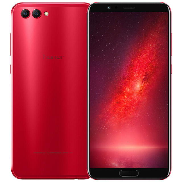 Global Rom Huawei Honor V10 64GB 20MP+16MP Dual Rear Cameras 3750mAh 5.99 3
