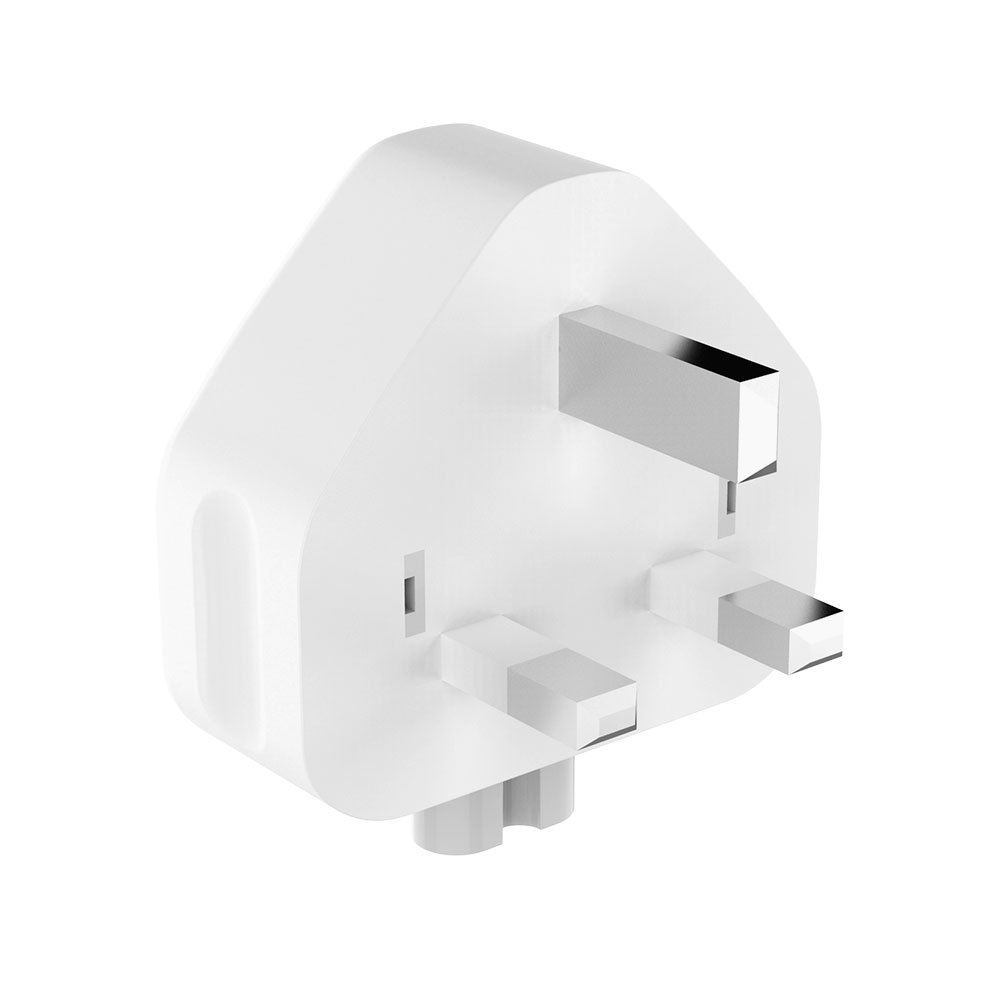 Wall AC Detachable Electrical UK AU EU Plug Duck Head Power Adapter for font b Apple