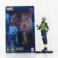 1Pcs Anime Naruto Hatake Kakashi PVC Action Figure Model Toys Dolls 9 22cm Boxed Free Shipping