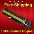 O envio gratuito de bateria do laptop original para lenovo y480 g480 b480 b485 B580 B585 B590 B490 E430 E435 E530 E445 E49 E431 E531 E535