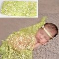 Princess Beautiful Lace Baby Photography Props Newborn Photography Wraps Handmade Lace Scarf Baby Photo Props Accessories