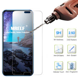 MRELF Tempered Glass for Huawei Honor 10 Screen Protector for Honor 10 Phone Protective