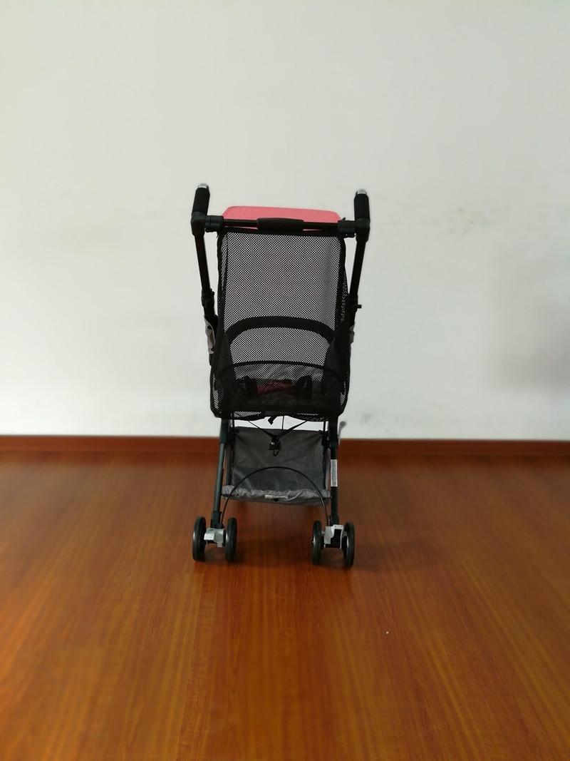 mini buggy 165 dormir com extensão apoio para os pés