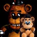 """Caliente venta Fnaf felpa Freddy Fazbear Plush Toys Doll 10.5 """" / 26 cm juguetes de los niños en el interior fuera de la felpa oso relleno"""