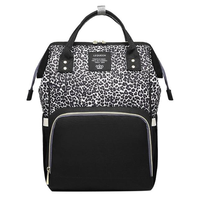 Ladies Leopard Handbag...