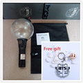 Free gift key ring  NEW ARRIVED BTS Bangtan Boys  Korea  Light stick for Concert glow stick