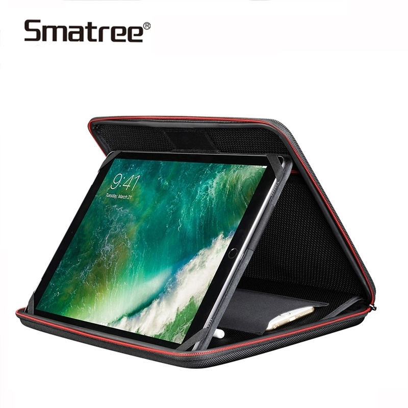 Smatree Newest Hard Carrying bag Handbags Stand for Ipad Pro 12 9 Inch For Apple pencil