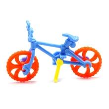 5 шт цветные случайные DIY велосипеды мини-игрушки для детей подарок для детей