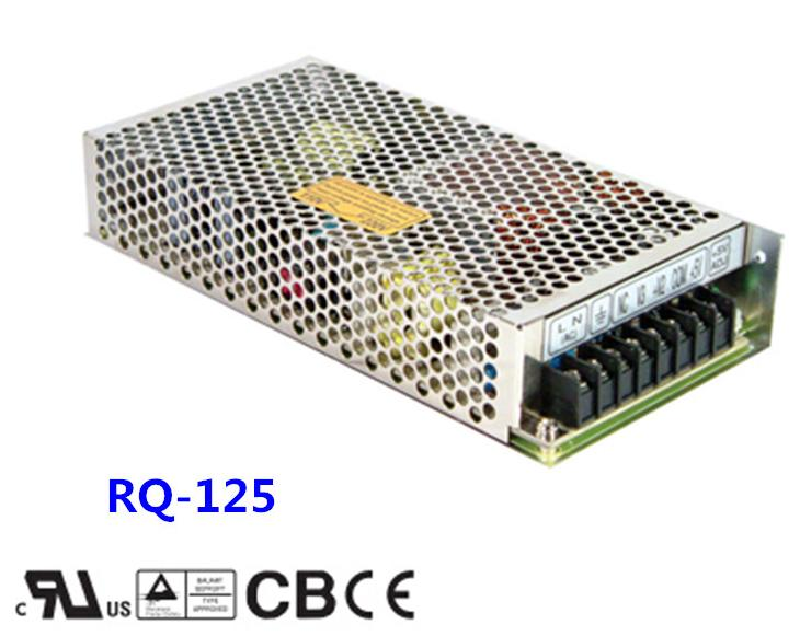 Free shipping 1pc  RQ-125D 84w 5v 6A Quad Output Switching Power Supply