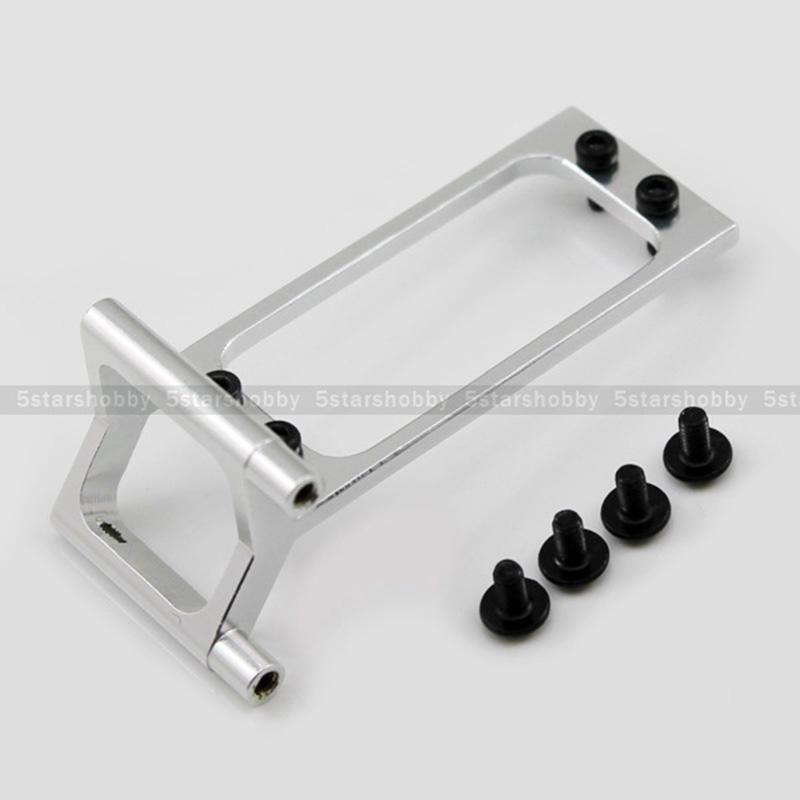 Metal Tail Servo Mount for Trex 450 PRO DFC Helicopter