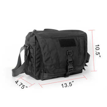 EXCELLENT ELITE SPANKER Sport Tactical Hunting Pouch Bags Outdoor Backpack Camping Hiking Shoulder Bag