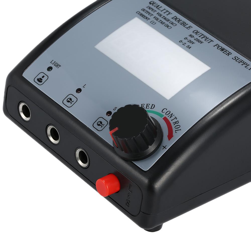 Double-Output-Digital-Tattoo-Power-Supply-For-Tattoo-Machine-Speed-Control-LED-Light-EU-Plug-Tattoo (4)