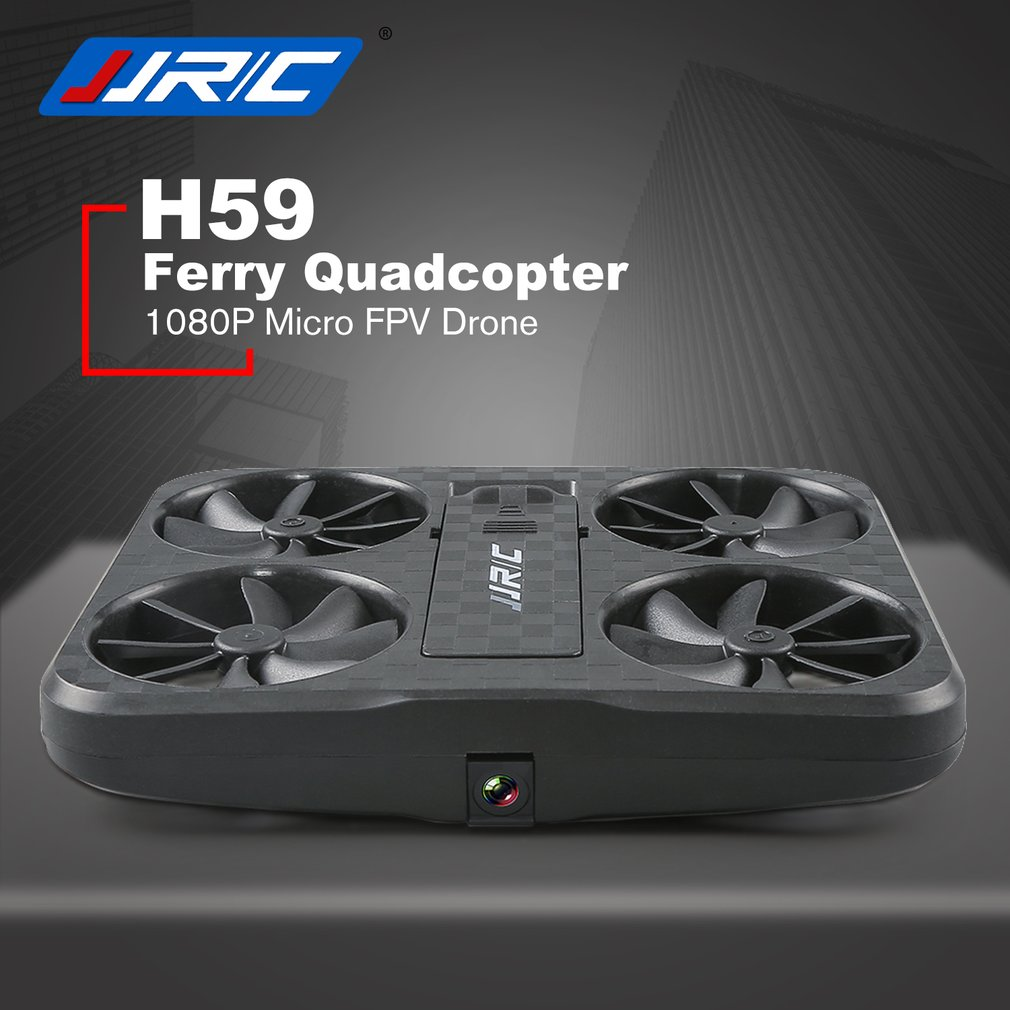 JJRC H59 Ferry Mini Quadcopter APP Control Built in blade With Altitude Mode One Key Return Wifi 1080P HD Camera Micro FPV Drone
