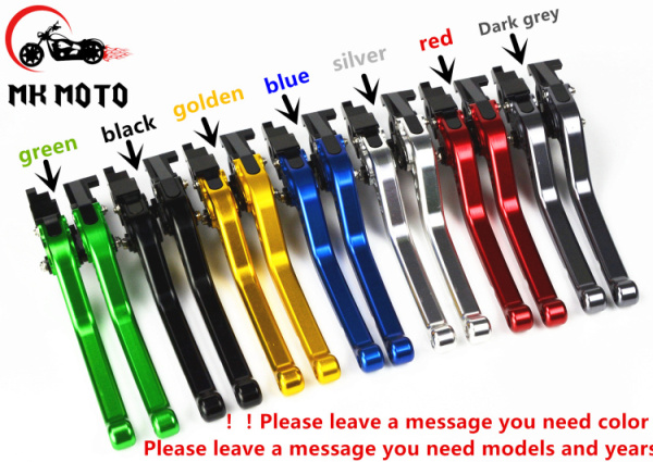 Brake Clutch Levers for Honda CB1000 R CB1000R 2008 - 2015 2010 2012 CBR1000RR FIREBLADE 2004-2007 Motorcycle Adjustable Lever