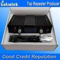 MGC Ganancia 70db Repetidor GSM 850 MHz/AGC Amplificador De Señal CDMA Teléfono celular 850 mhz Repetidor De Sinal Celular 850 mhz con Pantalla LCD