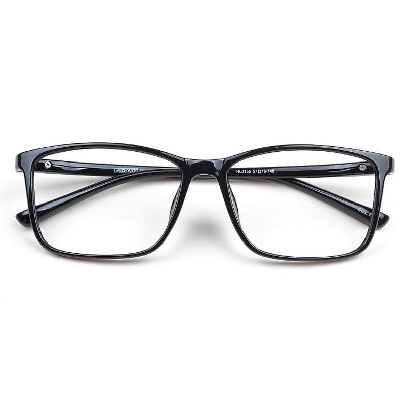 XINZE 2017 Yeni büyük TR90 erkekler gözlük çerçeve reçete - Elbise aksesuarları - Fotoğraf 1